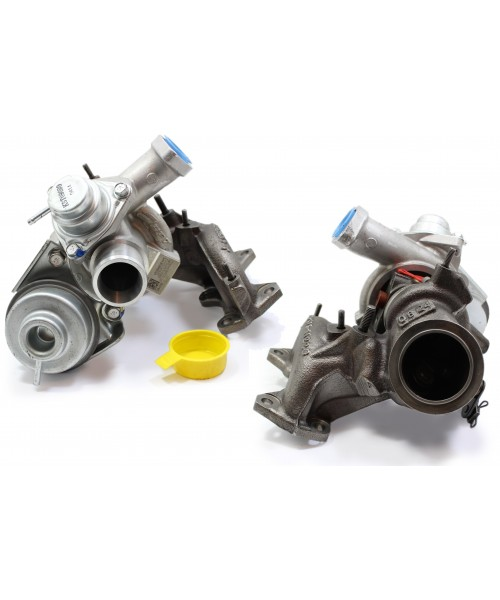 TURBOCHARGER FIAT 500 TwinAir 0.9 85 HP 55232607
