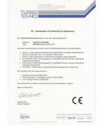 TURBOCHARGER CITROEN C5 C6 2.7 HDI 204 HP PRAWA